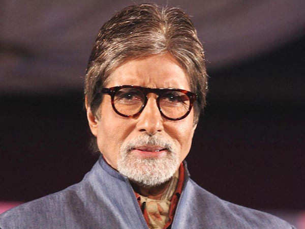 Amitabh Bachchan sends in advance Eid wishes for his fans