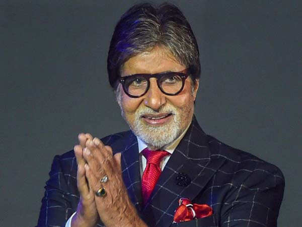 Amitabh Bachchan sends across birthday wishes to everyone