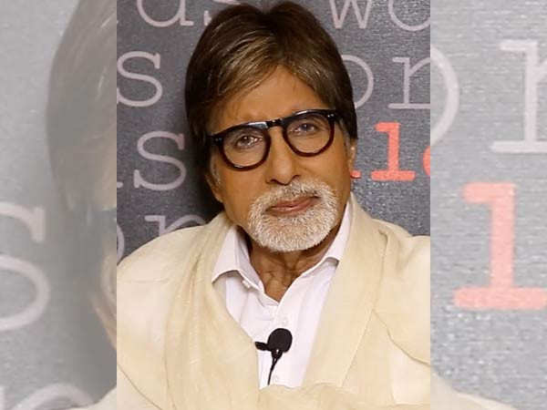Amitabh Bachchan recalls how he ended up injuring his hand during Diwali a few years ago