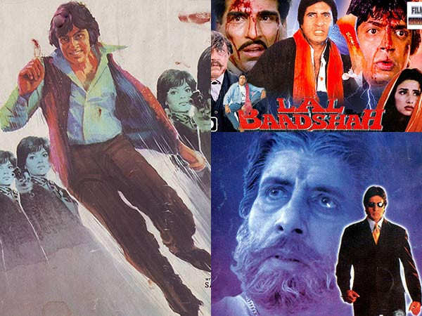 Filmfare presents: Amitabh Bachchan films where he played a double role