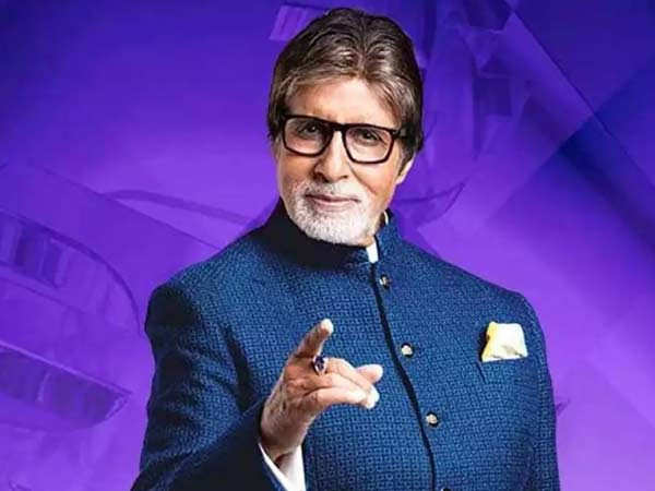 Amitabh Bachchan reacts to criticism for shooting during lockdown