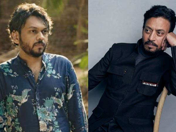 Anand Gandhi says Irrfan was to feature in his next film