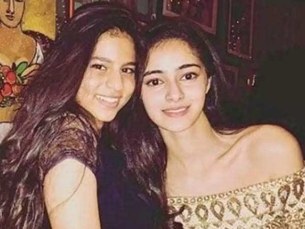 Here's why Ananya Panday wants to borrow Suhana Khan's top