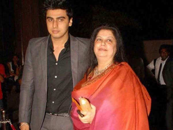 Arjun Kapoor gets emotional on Mother's Day