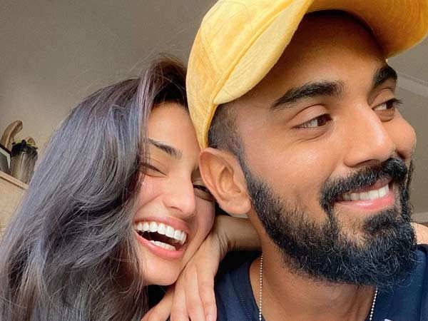 Here's why Athiya Shetty cropped out KL Rahul from a picture