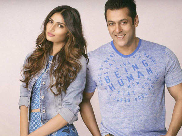 """""""Salman Khan is very encouraging and supportive,"""" says Athiya Shetty"""