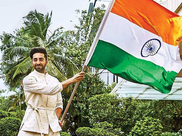 Ayushmann Khurrana pays a tribute to the Handwara martyrs
