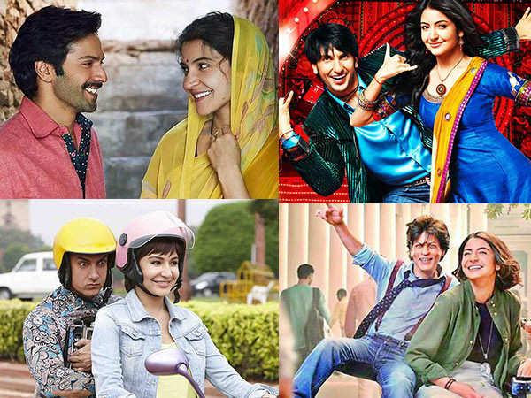 Filmfare Recommends: Best Films of Anushka Sharma