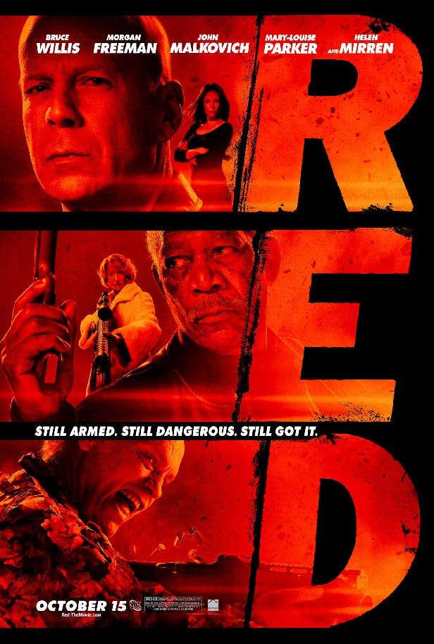 Best, films, Bruce Willis