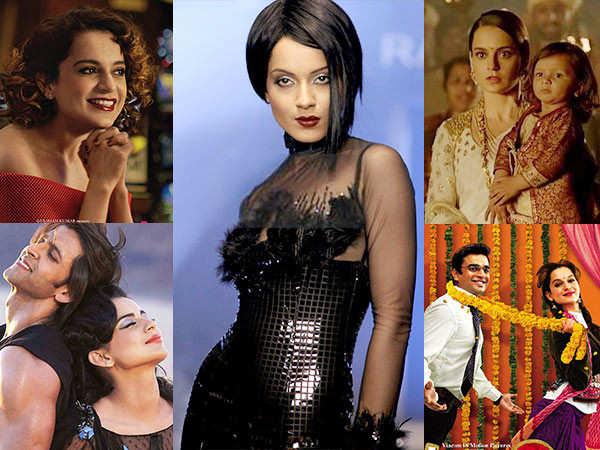 Filmfare Recommends: 10 Best Films of Kangana Ranaut