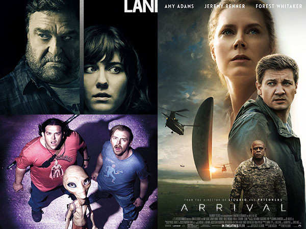 Best Hollywood films on aliens in recent times