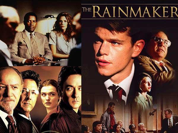 Best John Grisham adaptations from Hollywood