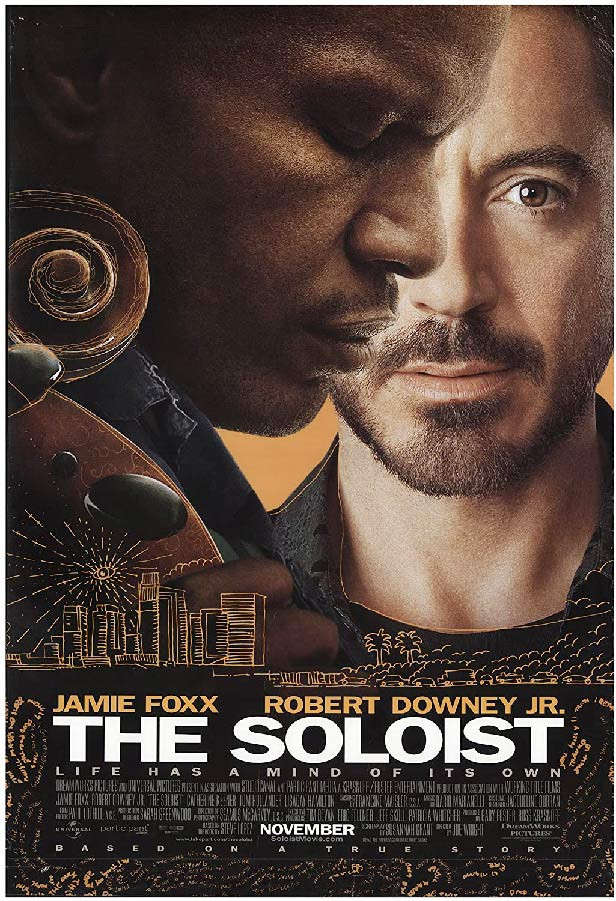 Best, non-Marvel, Robert Downey Jr