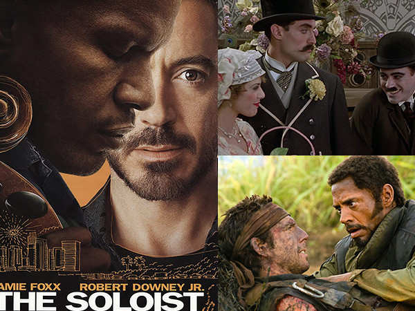 Best non-Marvel films of Robert Downey Jr