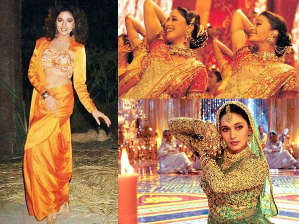 Birthday special Madhuri Dixit's 53 most iconic dance numbers