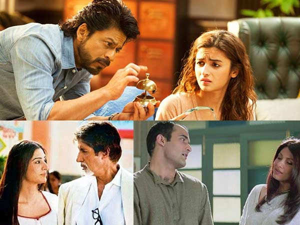 Filmfare recommends: Bollywood films with age difference between the couple