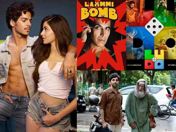 Exclusive! Bollywood's Big 10 to release on OTT platforms