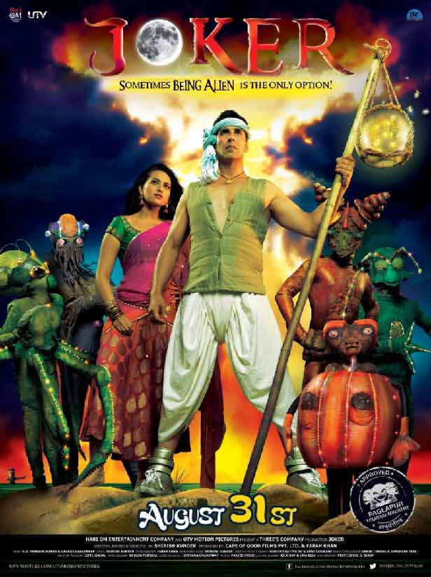 Bollywood, science fiction, movies