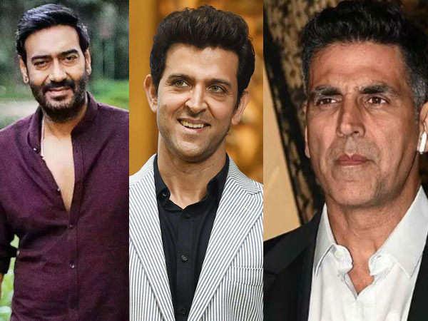 Bollywood stars stunts