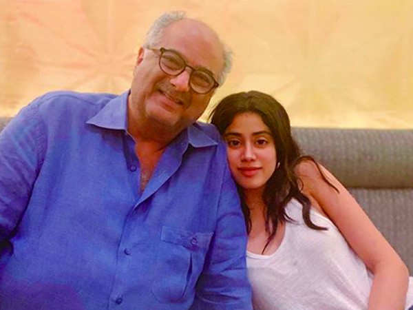 Boney Kapoor and Janhvi Kapoor's house help tests positive for COVID-19