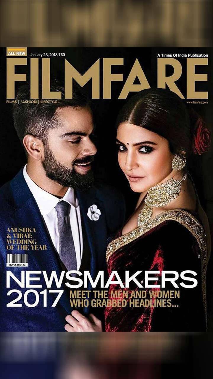 Most romantic Filmfare covers