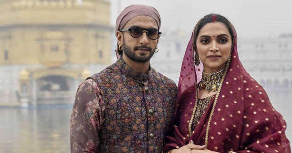 Hereâs what Ranveer Singhâs name is saved as on Deepika Padukoneâs phone