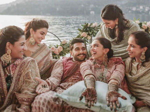 Deepika Padukone gives a glimpse of her family group's WhatsApp chat