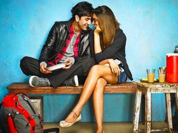 Check out Deepika Padukone and Ranbir Kapoor's first look test for Yeh Jawaani Hai Deewani