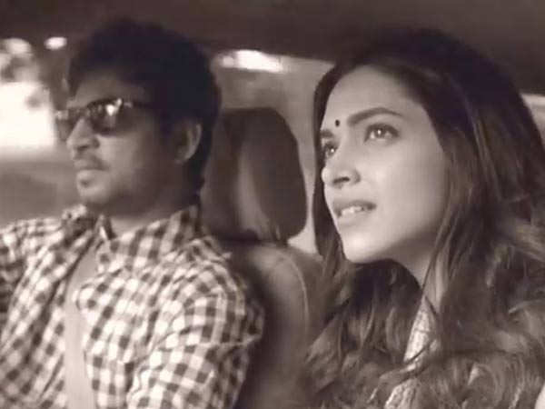 Video : Deepika Padukone remembers late actor Irrfan Khan
