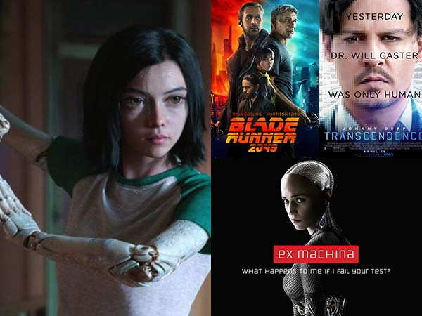 Best Hollywood films based on AI in recent times