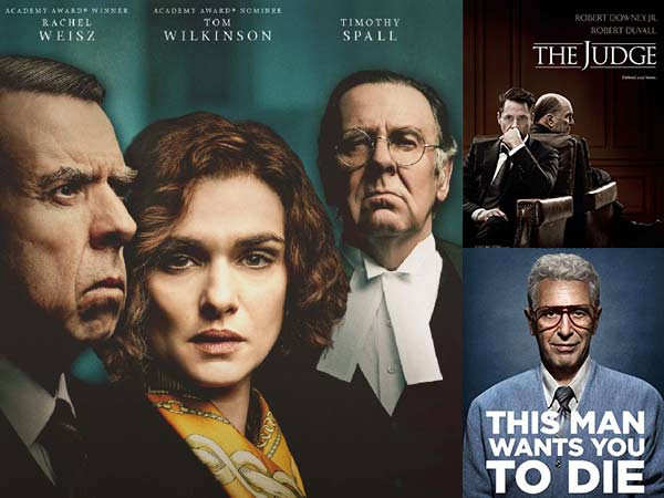 Best Hollywood courtroom thrillers of this decade
