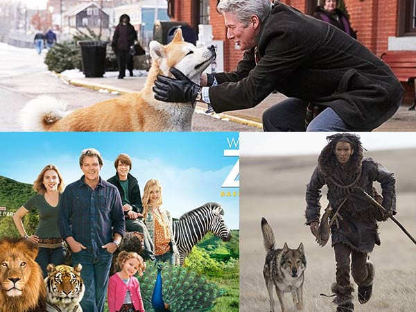 Best Hollywood Films of this decade revolving around pets