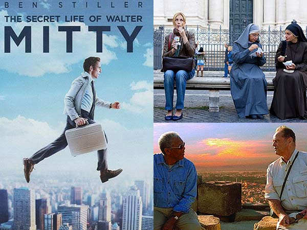 Best Hollywood movies about travel in the last two decades
