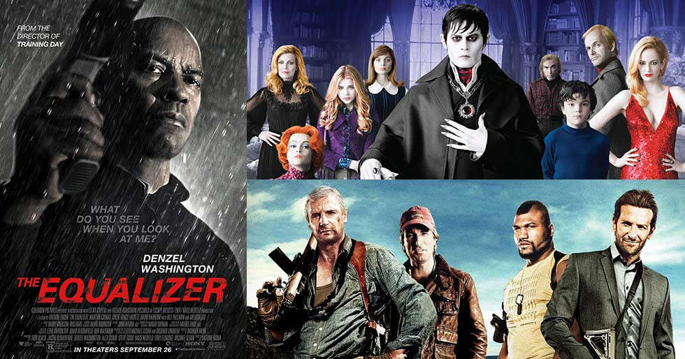 Best Hollywood films adapted from TV shows in the last decade