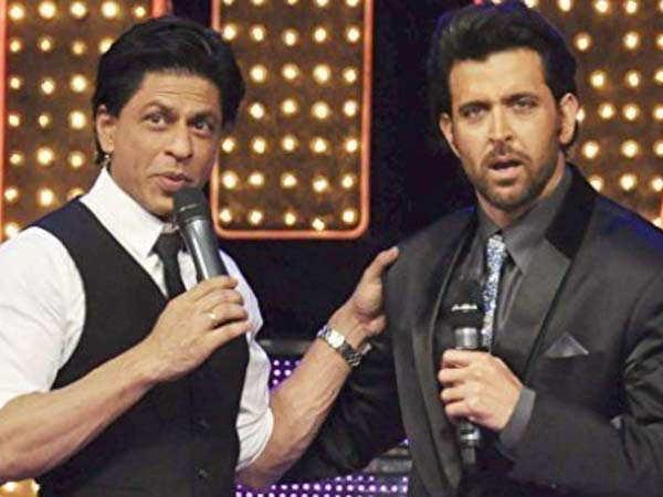 Shah Rukh Khan v/s Hrithik Roshan: Who has more 100 crore films