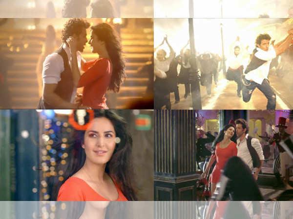Some trivia about the song Tu Meri featuring Hrithik Roshan and Katrina Kaif