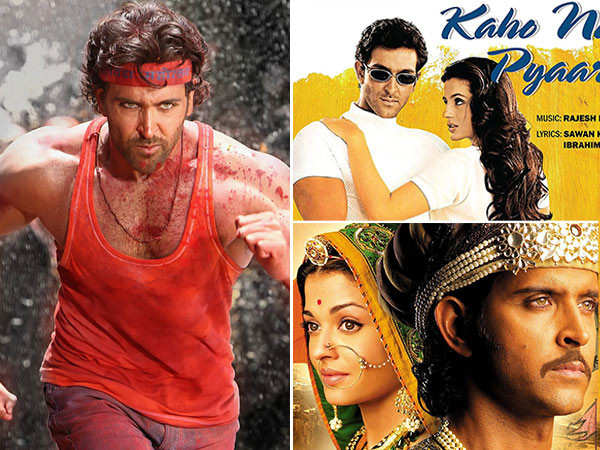 Filmfare recommends: Biggest hits of Hrithik Roshan