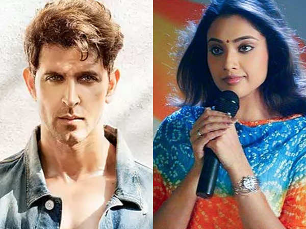 South actress Meena recalls meeting Hrithik Roshan after his wedding