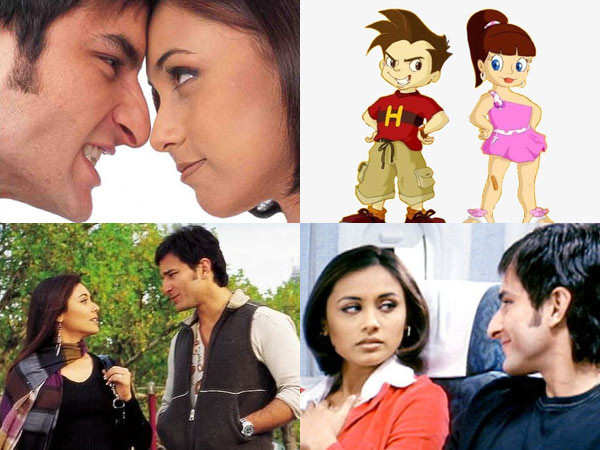 Best scenes from Hum Tum that are worth watching again