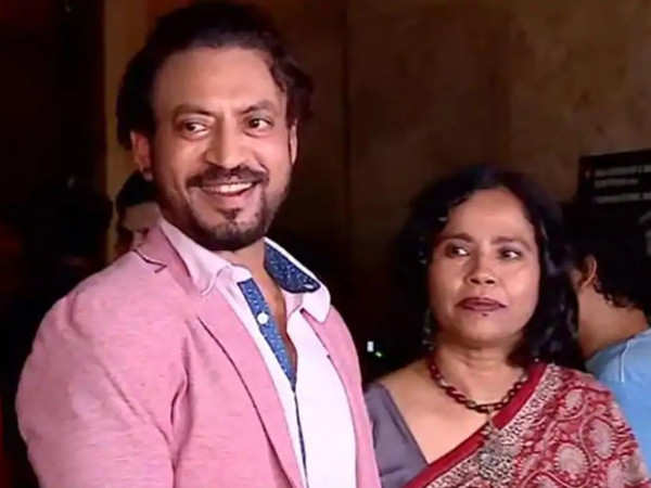 Irrfan Khan's wife Sutapa Sikdar's new post will melt your heart