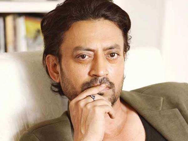 This is how late Irrfan Khan had reacted to a hickey on his son's neck