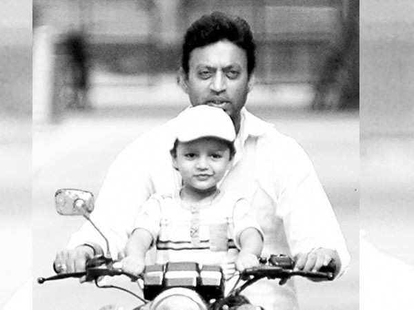 Irrfan's son Ayaan Khan shares memories of his father