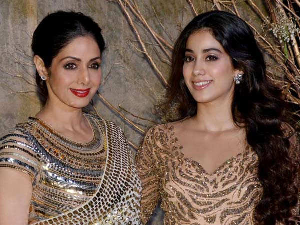 Here's why late Sridevi kept her daughter's name Janhvi