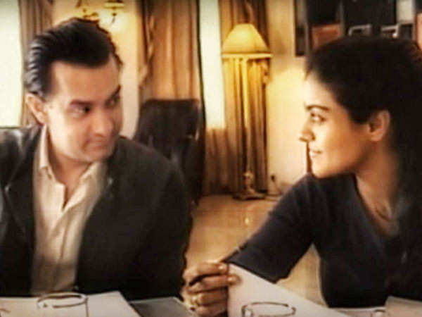 Kajol recalls the time when she shot for Fanaa with Aamir Khan