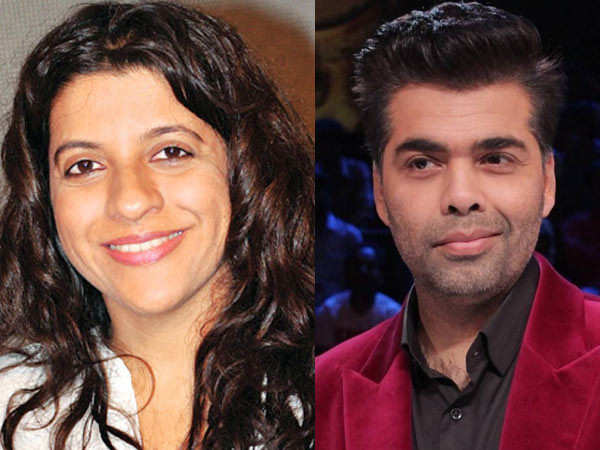 Karan Johar and Zoya Akhtar to host some of the world's biggest stars for their special project