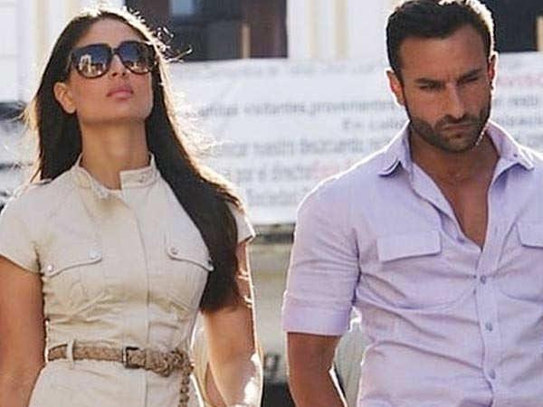 Kareena Kapoor Khan's throwback picture with beau Saif Ali Khan is too hot