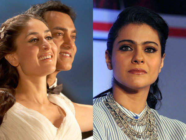 Here's why Kajol rejected Kareena Kapoor Khan's role in 3 Idiots