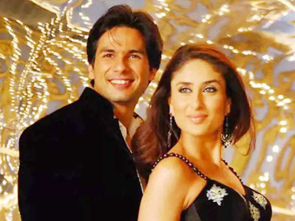Throwback to when Kareena Kapoor Khan responded to working with Shahid Kapoor