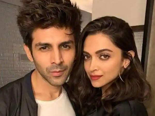 Deepika Padukone wants Kartik Aaryan to shave off his quarantine-beard