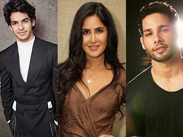 Katrina Kaif, Siddhant Chaturvedi and Ishaan Khatter to star in Phone Booth